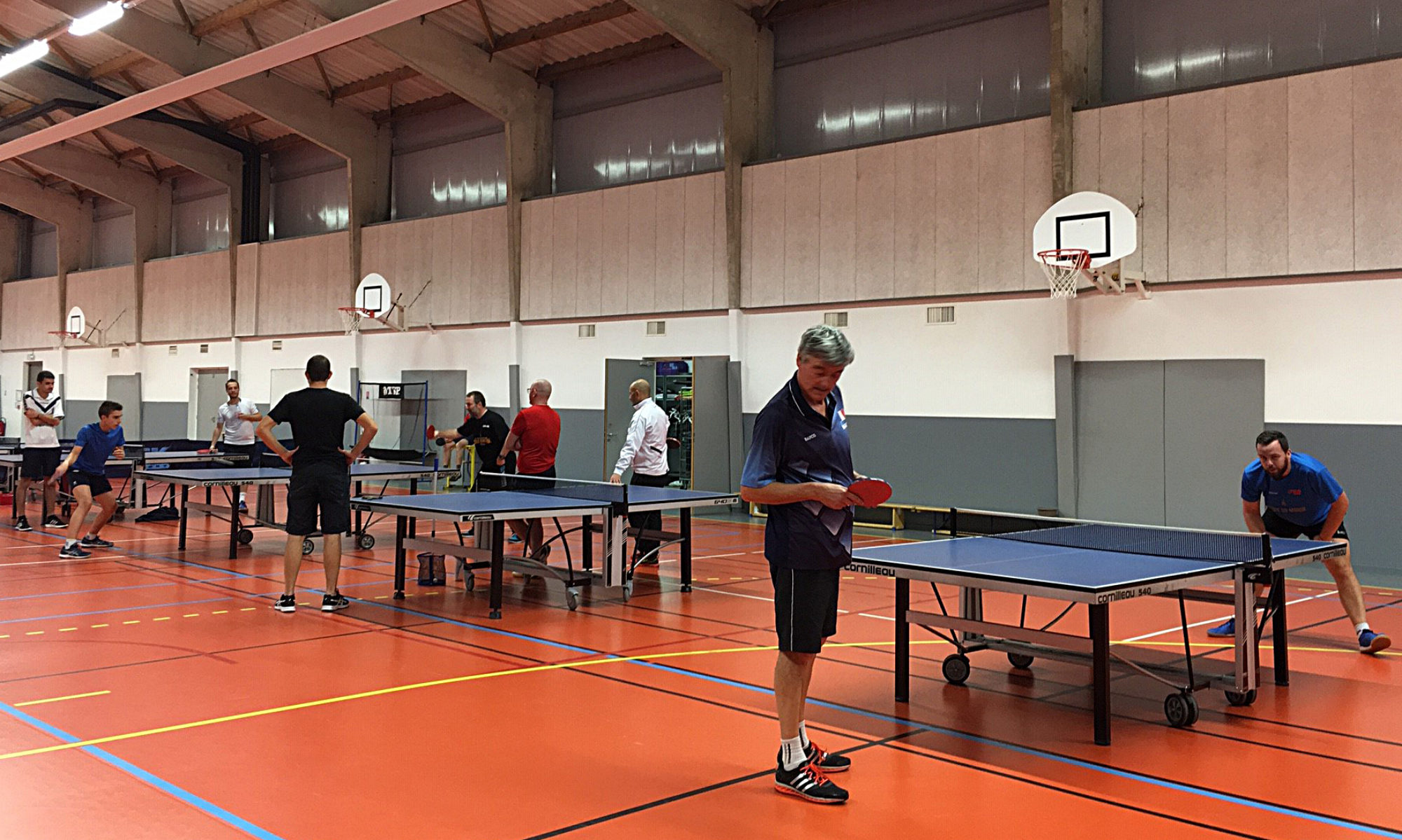 US Branne Ping-Pong